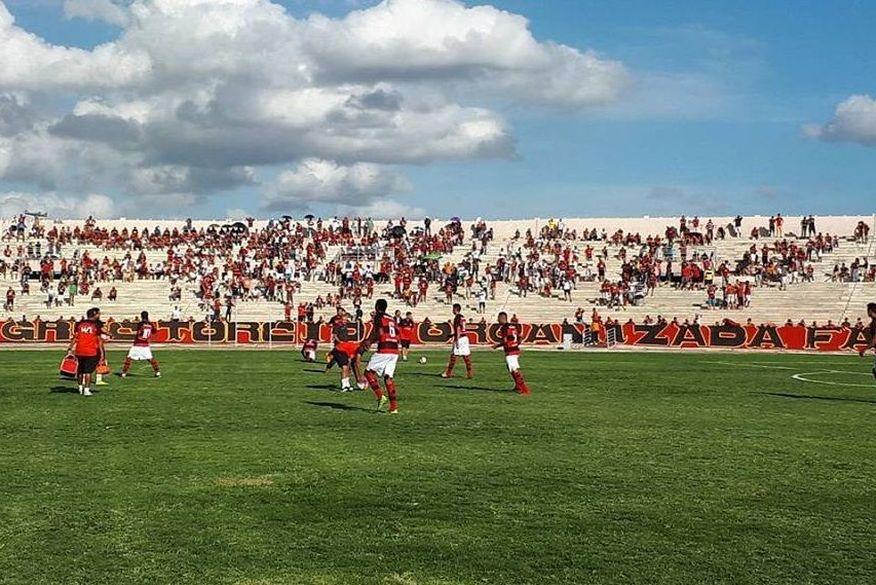 Campinense vence terceira partida no Paraibano e segue líder do Grupo A