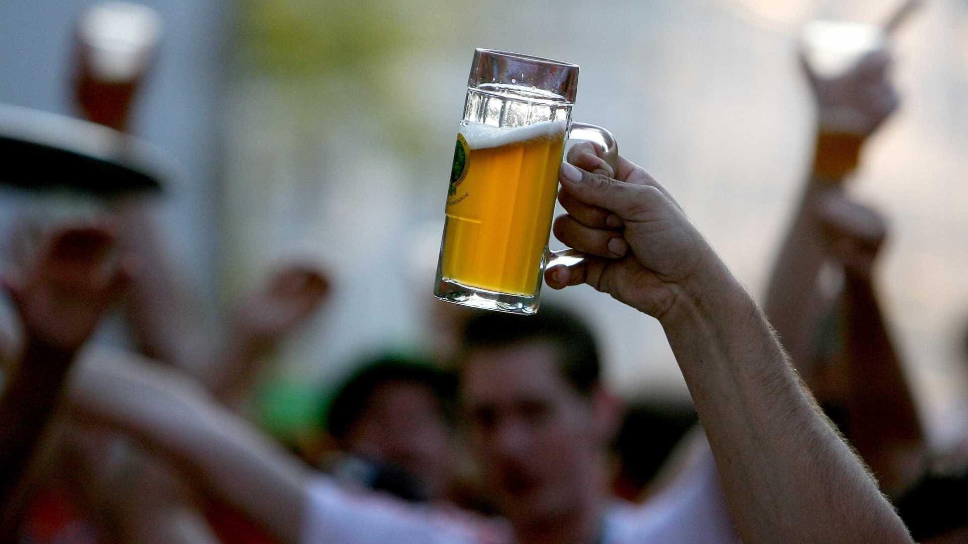 Conheça os efeitos da bebida alcoólica no corpo