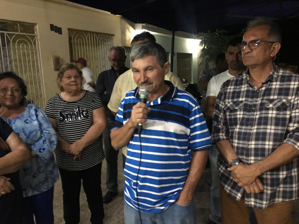 Ex-presidente da câmara e vereador por cinco mandatos declara apoio a administração do prefeito Vital Costa