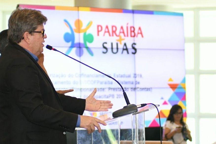 João Azevêdo lança Cofinanciamento Estadual 2019 e assegura R$ 6 milhões para assistência social