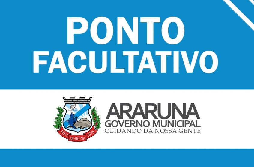 Prefeitura de Araruna decreta ponto facultativo e altera expediente durante os festejos juninos