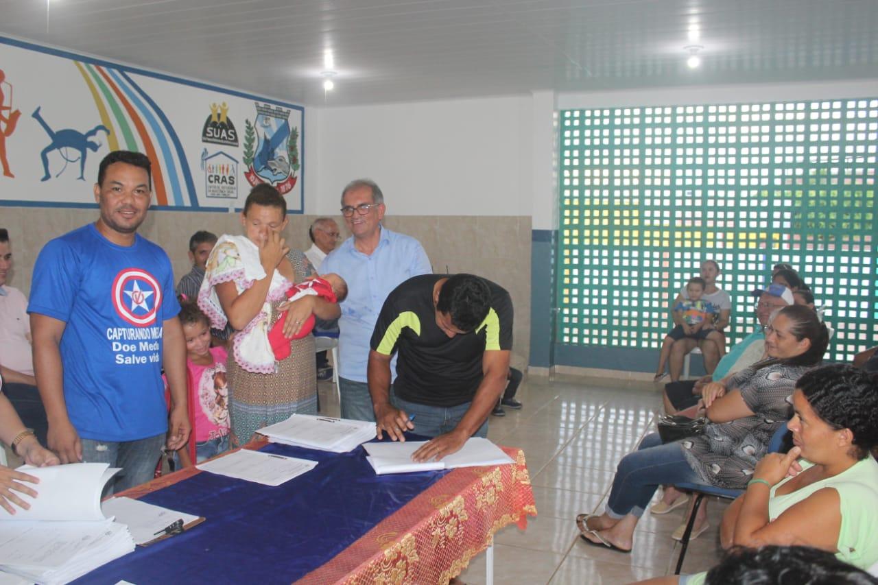 Prefeitura de Araruna renova contratos e beneficia novas famílias com Aluguel Social