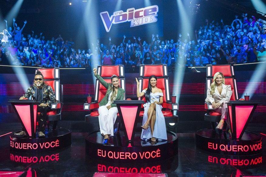 Três crianças paraibanas são classificadas no programa The Voice Kids